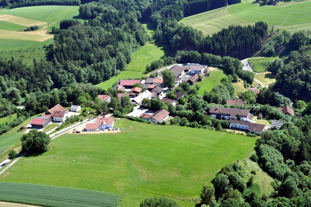 """Tolles Baugebiet – """"Sieberdinger Feld"""" in Iggensbach/(OT) Schöllnstein 94547 Iggensbach, Grundstück"""