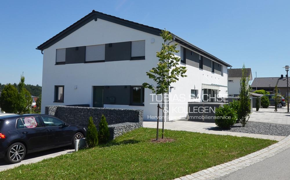 Moderne 3-Zimmer-Maisonette-Wohnung mit Garten in schöner Siedlungslage – Stadtnähe Passau gegeben 94113 Tiefenbach, Maisonettewohnung