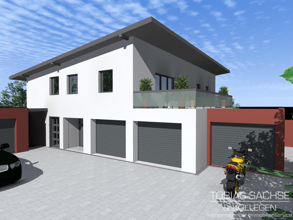 Wunderschöne Neubau-Dachterrassenwohnung mit Haus-Charakter in ruhiger, naturverbundener Lage 94121 Salzweg, Wohnung