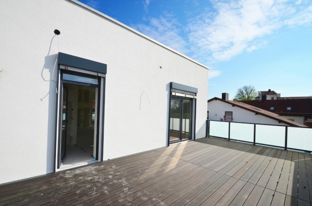 VELDEN/ WOHNANLAGE VILSPARK: Traumhafte Neubauwohnungen in zentrumsnaher Lage, ohne Käuferprovision! 84149 Velden, Etagenwohnung