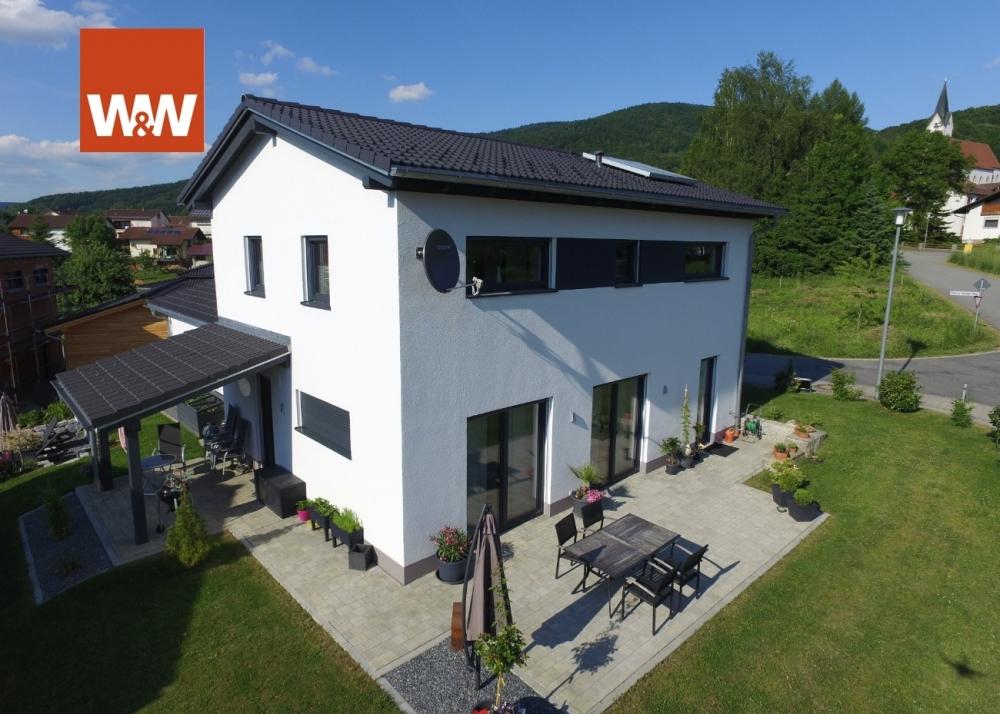 SCHÖNBERG: NEUBAU – Herrliches Einfamilienhaus in toller Lage – KfW-55-förderfähig 94513 Schönberg, Einfamilienhaus