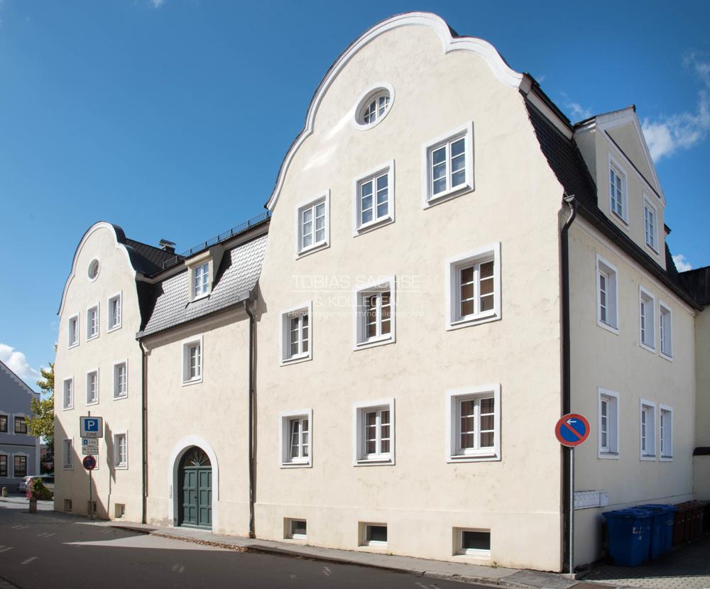 Geschützt: Schmuckstück für Herz & Verstand: Mehrfamilienhaus mit 6 vermieteten WE in begehrter Zentrumslage 94447 Plattling, Mehrfamilienhaus