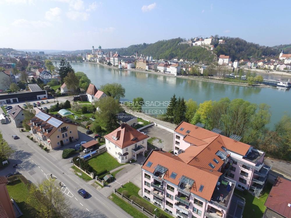 Geschützt: Investieren Sie in Betongold! Studenten-Wohnanlage (78 WE) mit guter Rendite in zentrumsnaher Lage 94032 Passau, Wohnanlagen